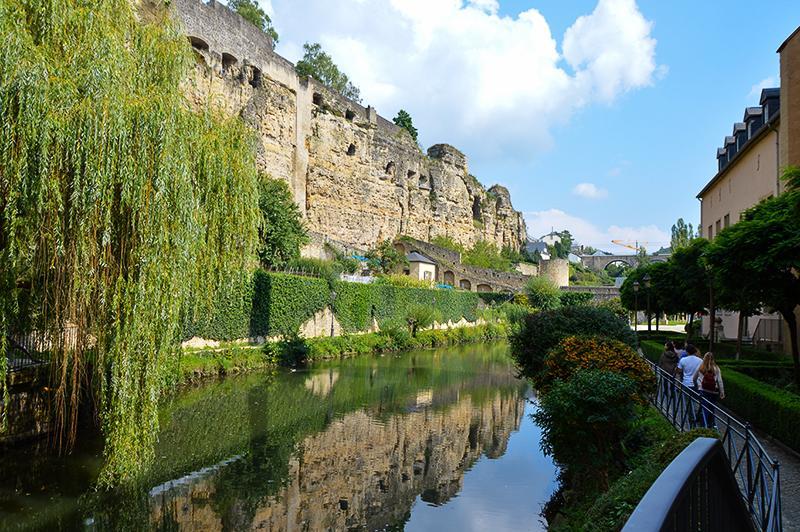 Citytrip Luxemburg - Grund