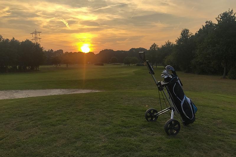Terugblik op augustus - golfen