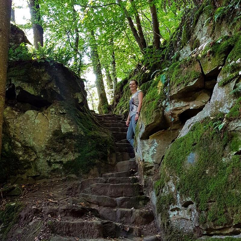 Terugblik op september - Hiken Luxemburg