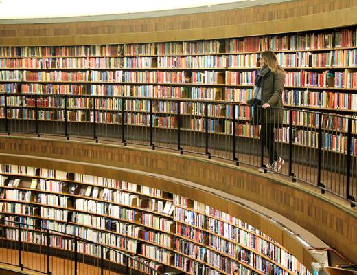 Terugblik op oktober - Kungliga biblioteket Amy
