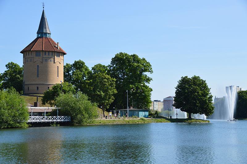Citytrip Malmö parks