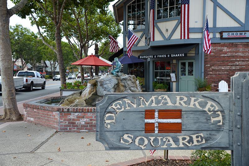 Solvang Denmarket square