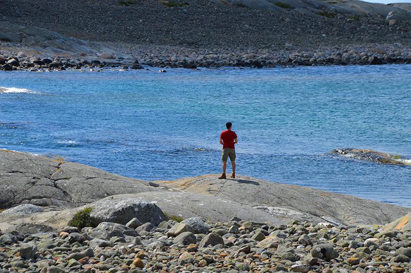Kosterhavet national park nord-koster maurice