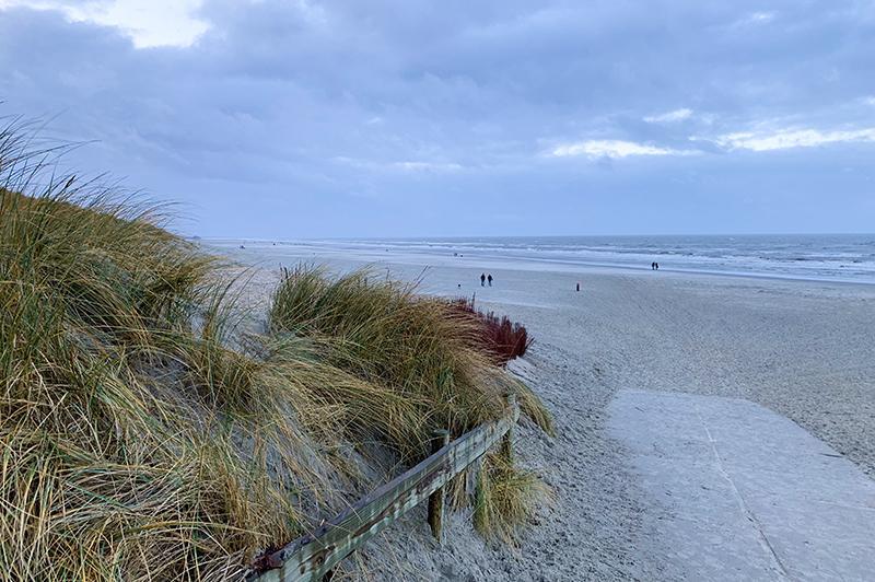 Ameland kust