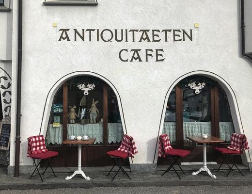 Antiquitäten-Café Lenz