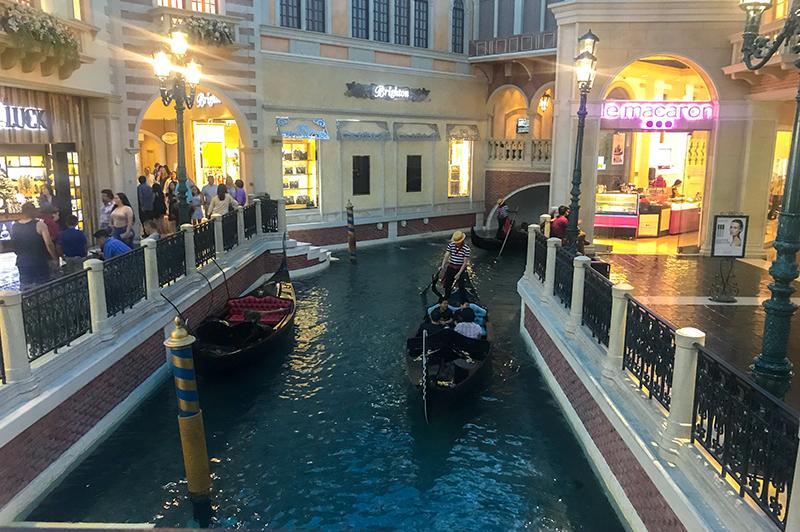 Doen in Las Vegas - Venetian