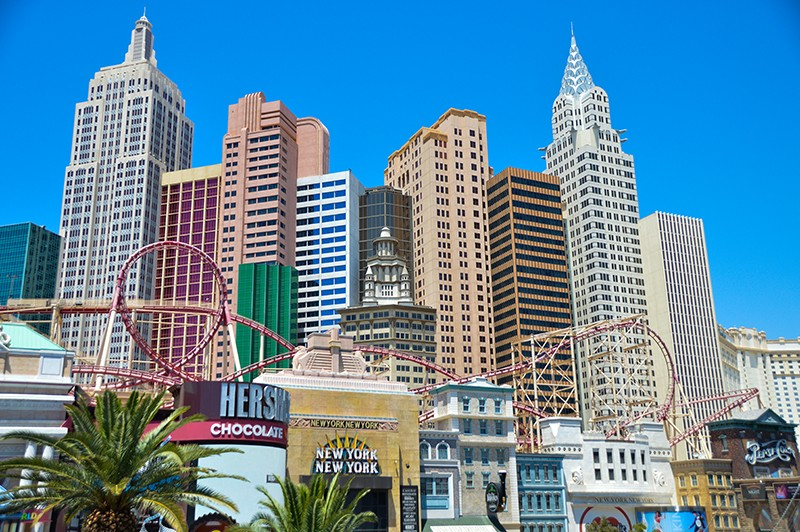 Doen in Las Vegas - hotels