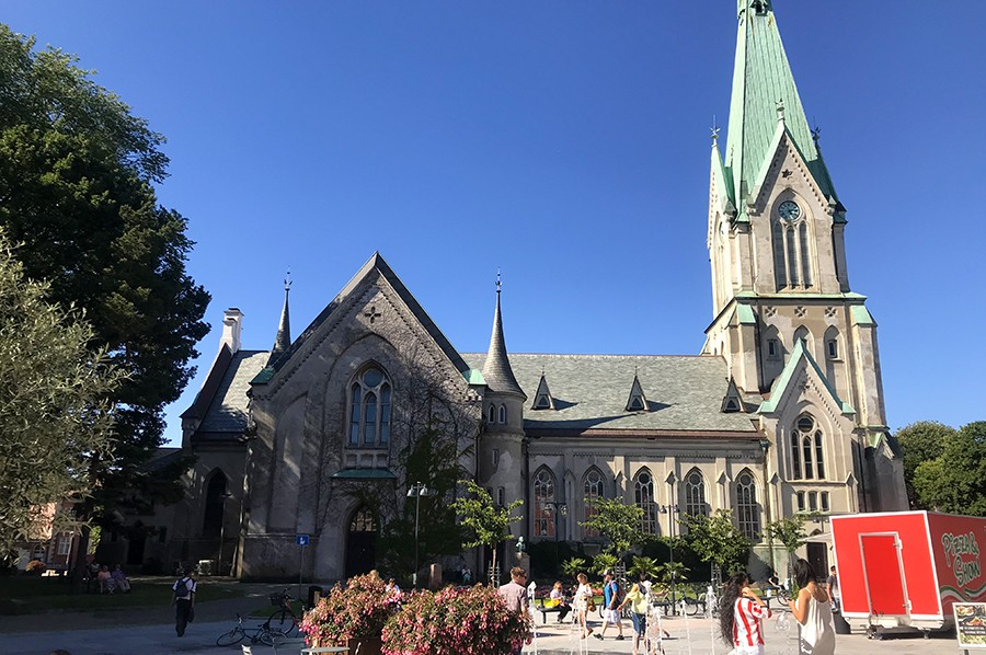 Kristiansand - kathedraal