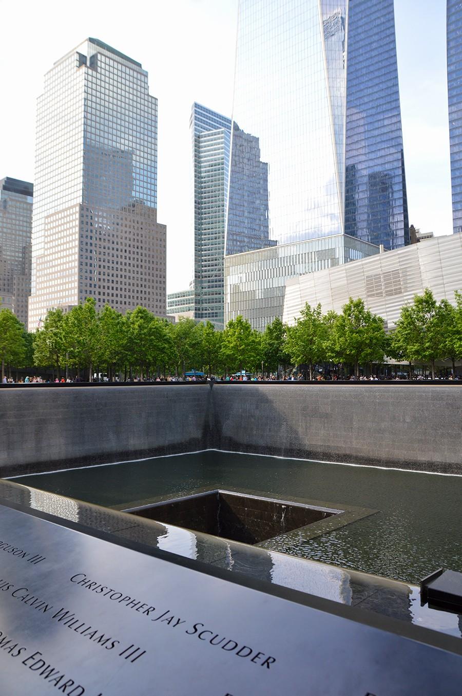 Voor het eerst naar New York? - 9/11 memorial