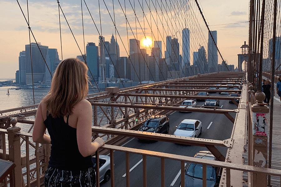 Voor het eerst naar New York? - Brooklyn Bridge