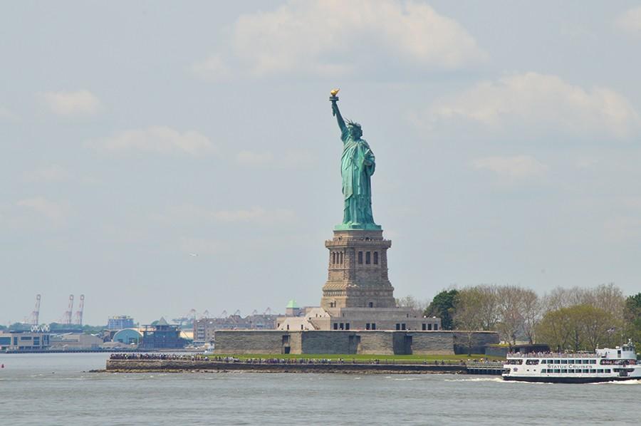 Voor het eerst naar New York? - Statue of Liberty