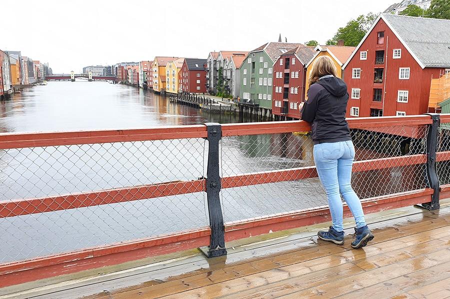 zien en doen in Trondheim - Amy in Bakklandet - sommarmorgon.com