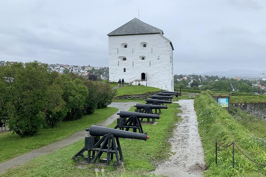 Fort Kristiansten, Trondheim - sommarmorgon.com