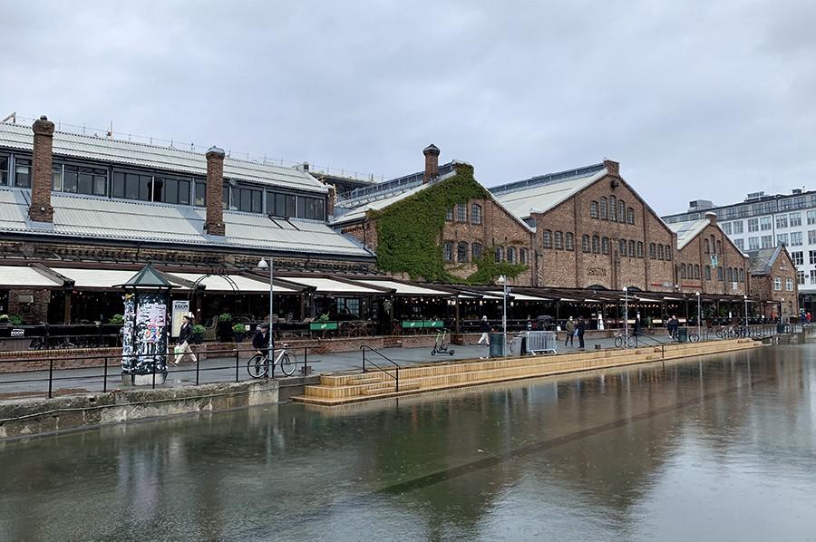 zien en doen in Trondheim - Solsiden - sommarmorgon.com