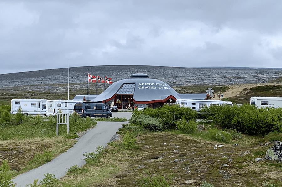 Rondreis Noord-Scandinavië- poolcirkel - sommarmorgon