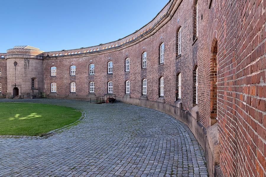 Het fort Oscarsborg