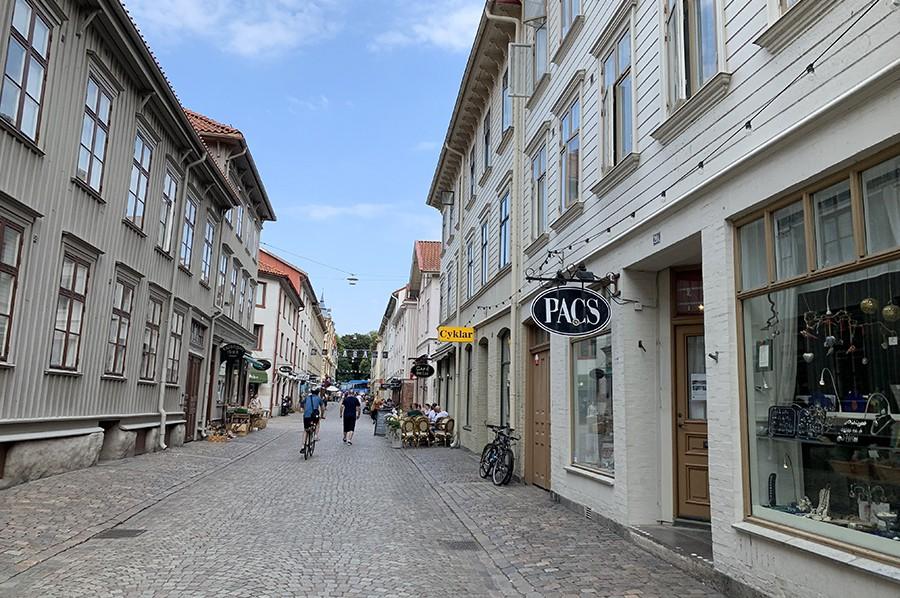 Wat te doen tijdens een stedentrip Göteborg - de wijk Haga