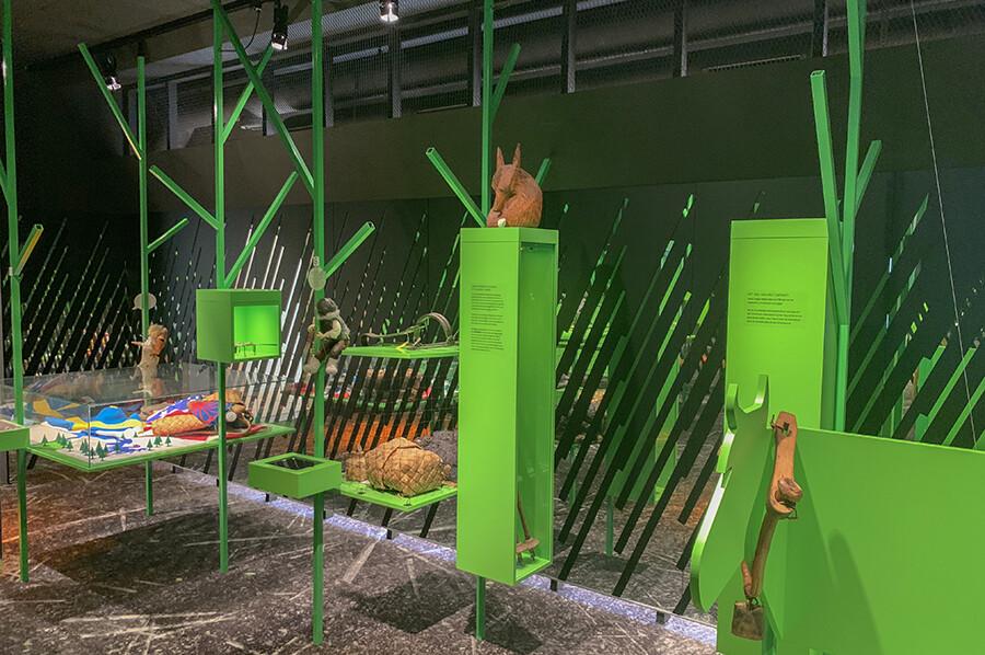 Bij het Finnskogcentrum leer je alles over de rijke culturele erfgoed van de Finse migranten - sommarmorgon.com