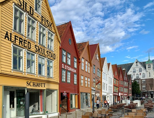 5 tips voor een perfect weekend in Bergen, Noorwegen