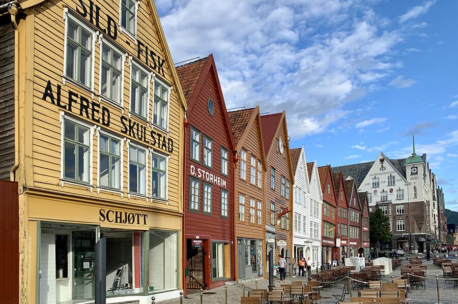 5 tips voor een perfect weekend in Bergen, Noorwegen