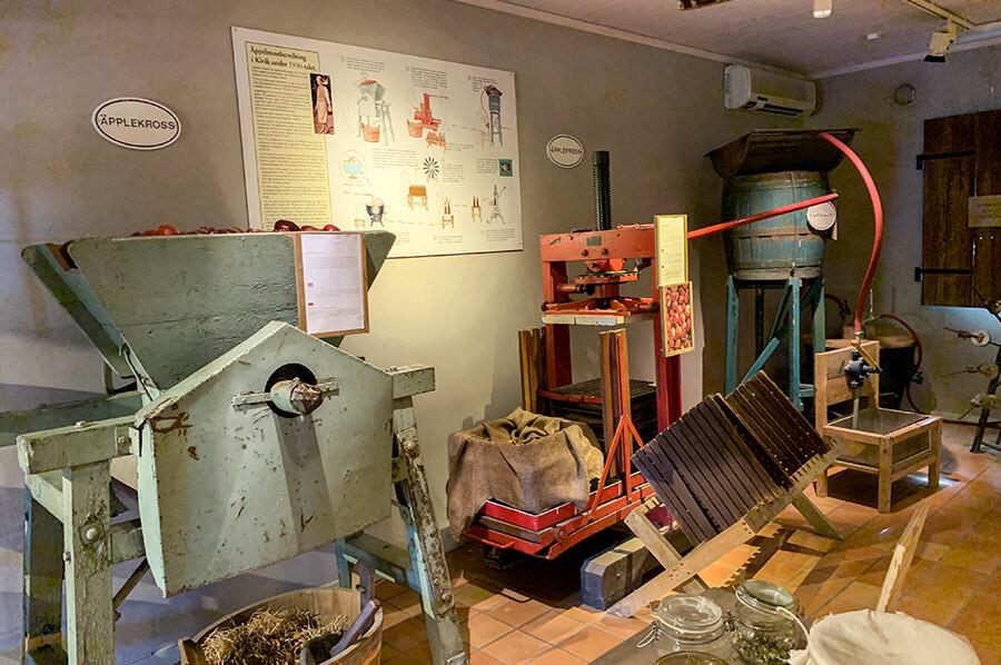 Museum bij Kiviks Musteri - sommarmorgon.com