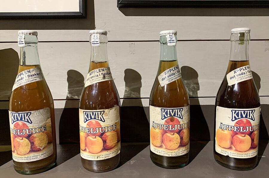 Oude verpakkingen appelcider - sommarmorgon.com
