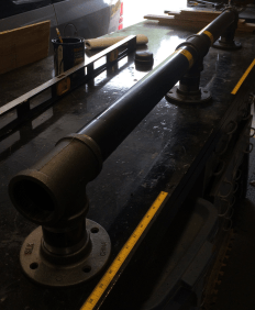 pipe assembly 2