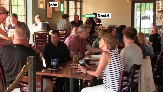 Drafting Table John and David