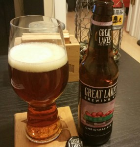 Great Lakes Brewing Co. Christmas Ale – 6-Pack Review | SommBeer