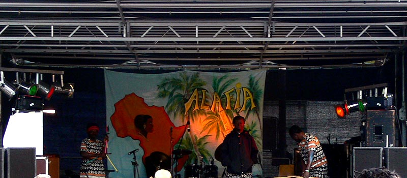 Alafia-Afrikafestival Hamburg