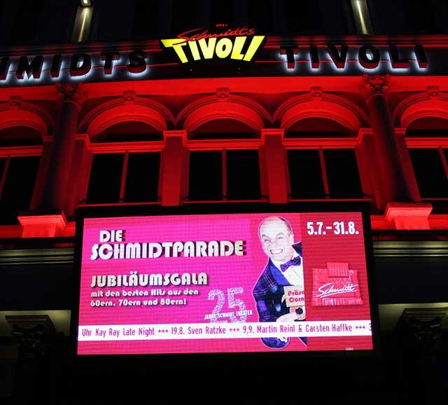 Schmidtparade Hamburg 2013