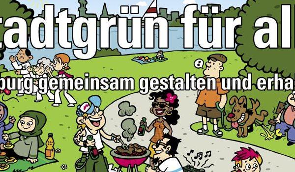 Hamburg: Stadtgrün für alle!
