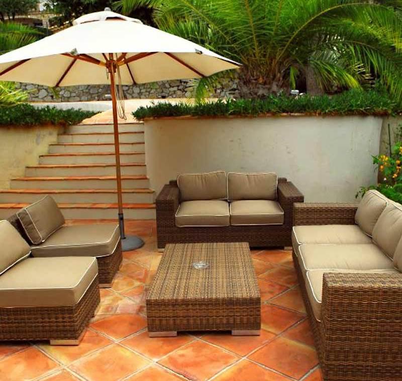 Wetterfeste Gartenmöbel