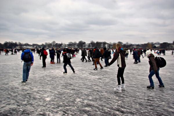 Eislaufen Hamburg