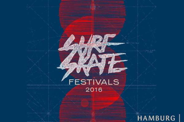 Surf & Skate Festival Hamburg 2016