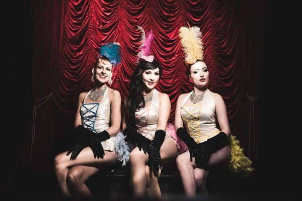 Vaudevillains Burlesque Variety (c) Vincent-Palma