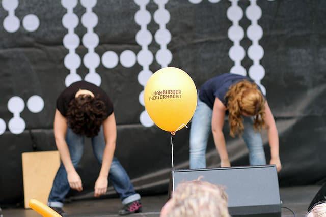 Der Theaterpreis Hamburg wird von der Theaternacht mitfinanziert
