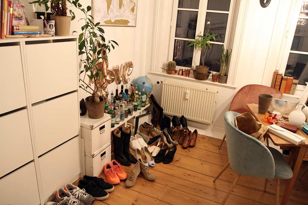 Vintage Schuhe zum Verkaufen