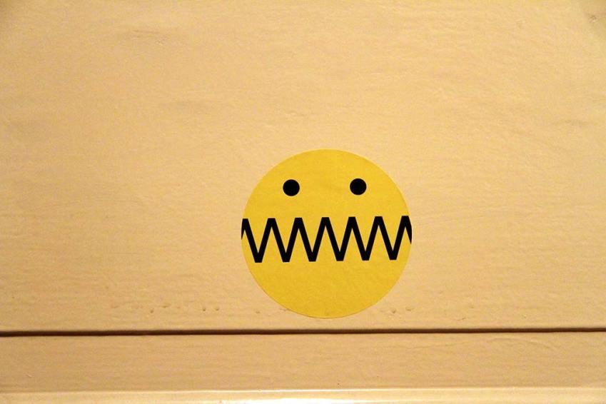 Smiley Altbau