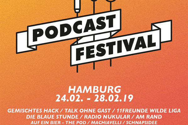 Podcast-Festival Hamburg