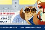 Sommer des Wissens im Sommer in Hamburg