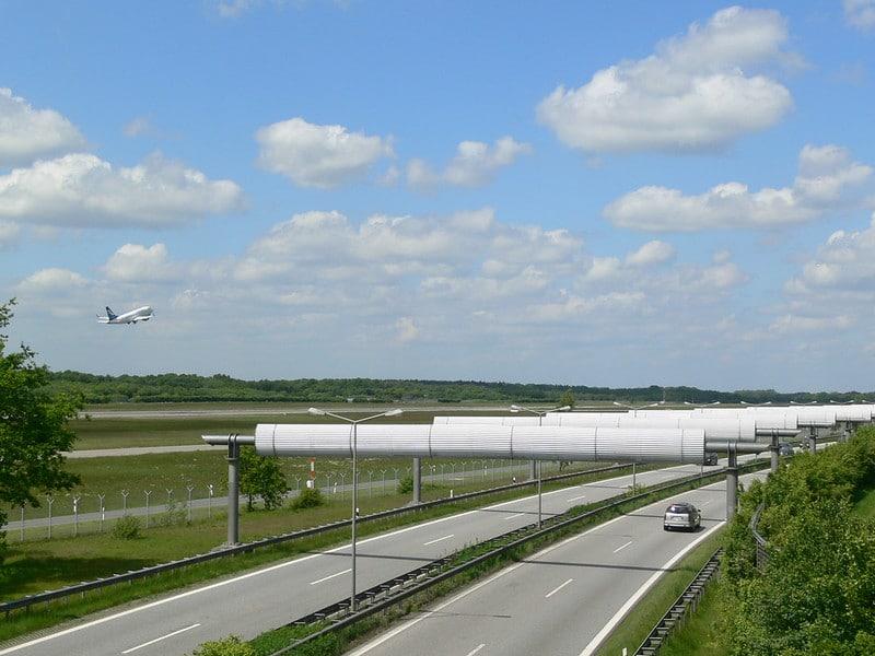 Flughafen Hamburg Airport - Helmut-Schmidt-Flughafen