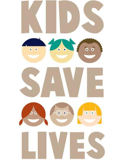 Kids Save Lives Logo