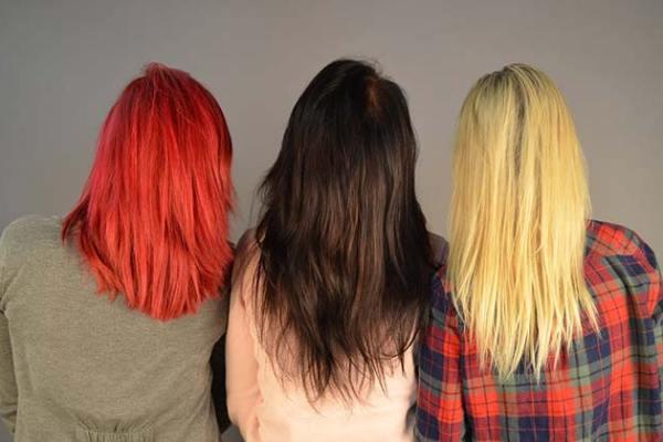 Colorisation: Haare färben - und pflegen