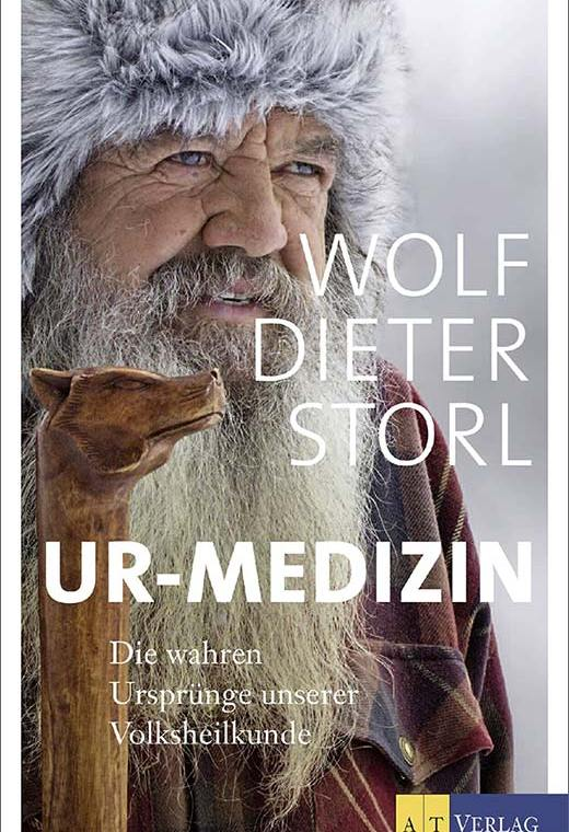Cover: Ur-Medizin von Wolf Dieter Storl