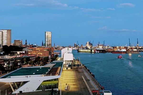 Das Wochenende am Hamburger Hafen