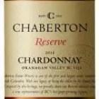 Chaberton Reserve Chardonnay 2014 Similkameen Valley, BC