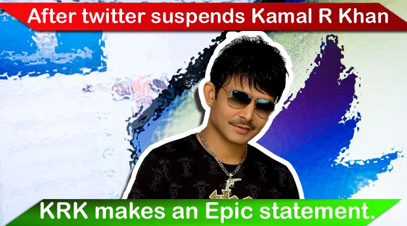 Twitter suspends KRK account