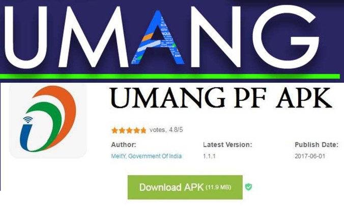 To download Umang on Android simple goto Playstore