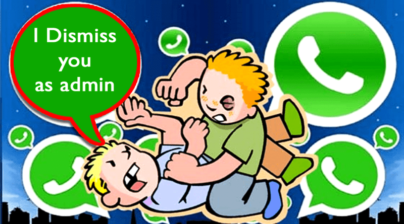 WhatsApp 'Demote as Admin' Feature Being Tested for Group Chats